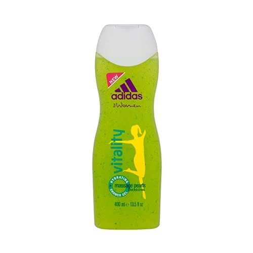 Adidas Vitality For Woman Shower Gel 400ml für Damen