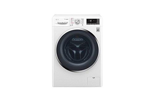 LG F4J8JS2W lavatrice 10 kg Libera installazione Carica frontale A+++