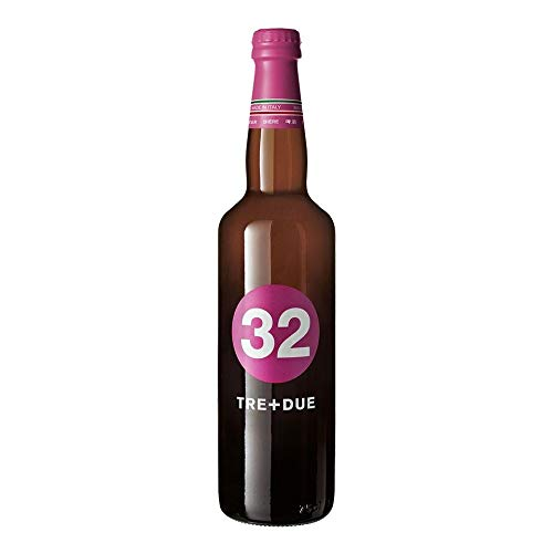 Birra 32 Via dei Birrai'TRE+DUE' 0,75 lt.