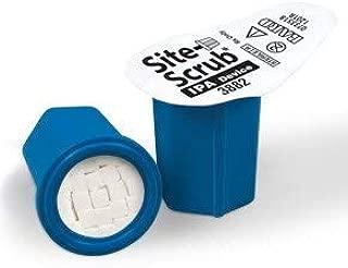 Bard 72702800 Ipa Device Site-scrub Isopropyl Alcohol, 70% Sterile 3882100 Box Of 100