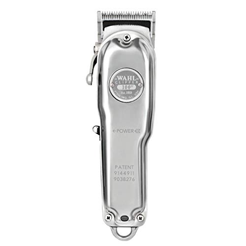 tagliacapelli wahl cordless Wahl 100 Year Cordless Clipper 1919 Limited Edition