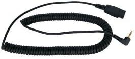discount 2.5 MM Headset Bottom Cord for sale 2021 GN Netcom/Jarba, Smith Corona Classic Series, VXI G Series online sale