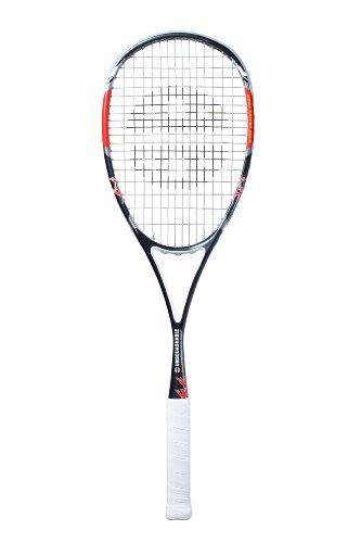Unsquashable Squash-Schläger CP 3000, Schwarz-Rot, 4