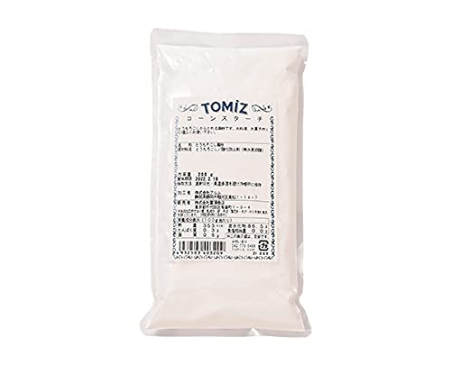 コーンスターチ / 200g TOMIZ(創業102年 富澤商店)