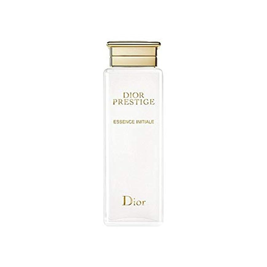 要求責任者免除する[Dior] 血清200ミリリットルイニシャルディオールプレステージエッセンス - Dior Prestige Essence Initiale Serum 200ml [並行輸入品]