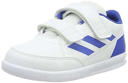 Adidas Altasport CF I, Zapatillas Unisex bebé, Blanco (Footwear White/Blue/Blue 0), 24 EU