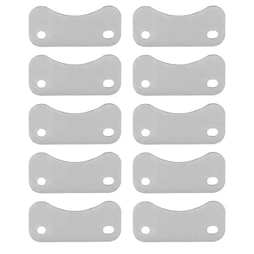 SHYEKYO Placa de válvula, Accesorios de Placa de válvula de reparación de Hierro Fundido Placa de válvula de Montaje para Cilindro de 95 mm