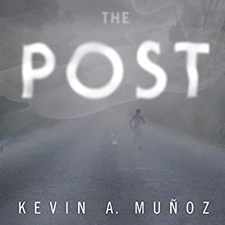 The Post audiobook cover art