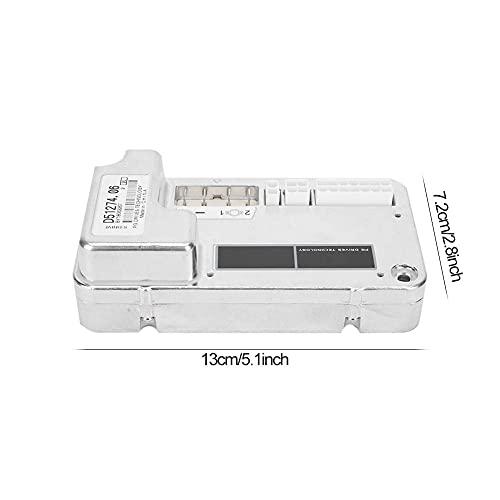 Voluxe PG Controller, Mobility Scooter Controller Edelstahl für alle Arten von Elektroroller für ältere Menschen Elektrische Kehrmaschine Automatische Waschmaschine(D51274.06 90A)