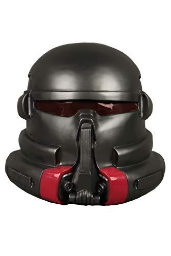 RedJade Jedi: Fallen Order Purge Trooper enmascarar Cosplay Props Accesorios