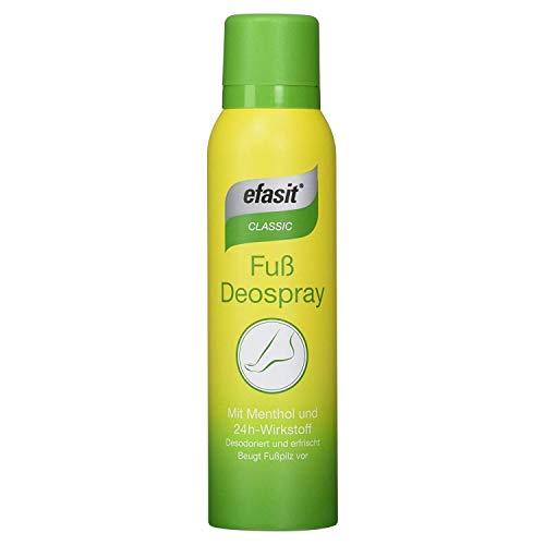 efasit CLASSIC Piedi Deodorante Spray