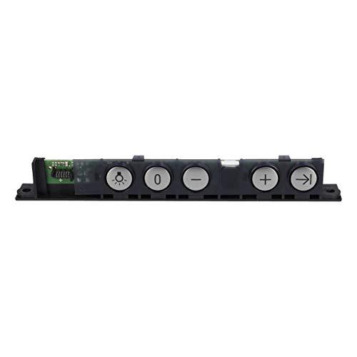 Elektronik Bedienmodul Regeleinheit Modul Steuerplatine Platine Tastensatz Dunstabzugshaube ORIGINAL Bosch Siemens 00498321 498321