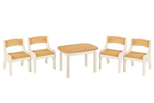 BioKinder 24793 Offerte d'epargne: Levin Meubles pour Enfants Table et 4 chaises