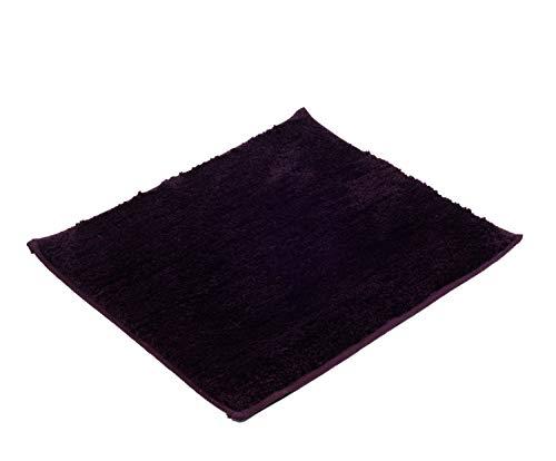 Gözze Mikrofaser Badteppich, 50 x 45 cm, RIO, Beere, 1025-40-050045