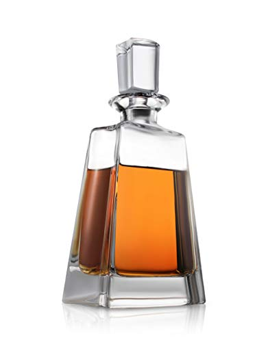 Our #6 Pick is the Luna Dry Bar Whiskey Decanter