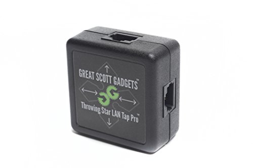 Great Scott Gadgets Throwing Star LAN Tap Pro
