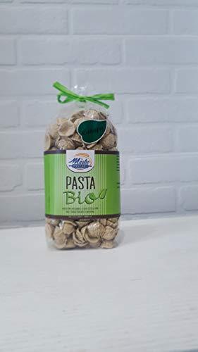 Orecchiette Bio alla canapa - Pasta prodotta con metodo artigianale - 1 Confezione da 500gr