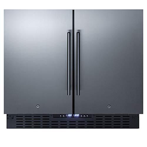FFRF36 Side-by-Side Refrigerator-Freezer