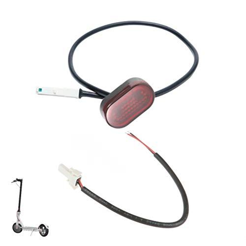 Myfuturshop® Luz de Freno LED mas el Cable a la batería, Compatible...
