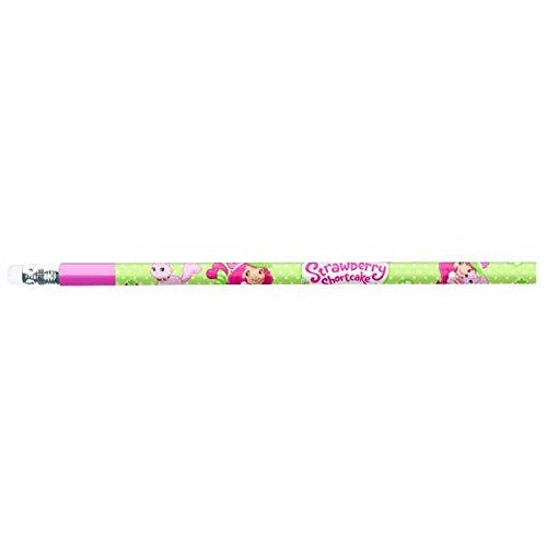 Strawberry Shortcake Pencil 12 Pack
