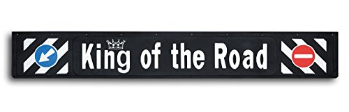 Schmutzfängerleiste King of the Road