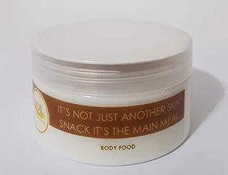 SOL Body Food, Body Cream for dry skin and skin cracks with MUSK غذاء الجسم, كريم الجسم يعالج جفاف الجلد وتشققاته مع المسك