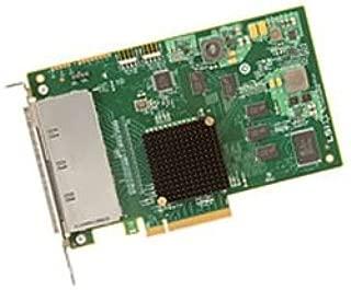 Lsi Logic Controller Card Lsi00276 Sas 9201-16e 16port 6gb/S Sata+Sas Pci Express Single