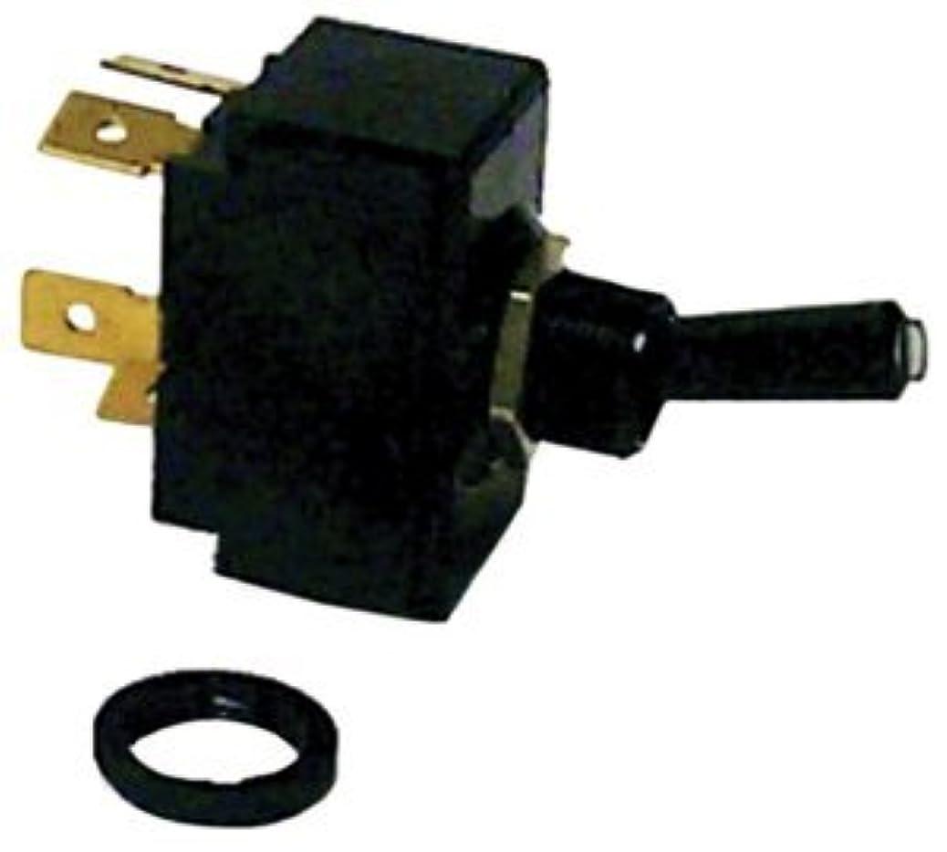 わずかな乏しい義務Sierra TG40320 Toggle Switch Tip-Lit On - Off - On SPDT [並行輸入品]