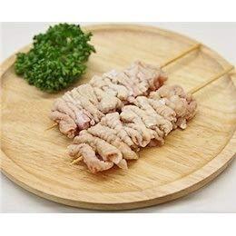 豚白モツ串 40g×10本 国産豚 (15cm丸串)(pr)(45320)(やきとん)