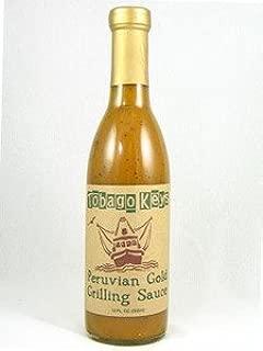 Tobago Keys Peruvian Gold Grilling Sauce (3 Pack)