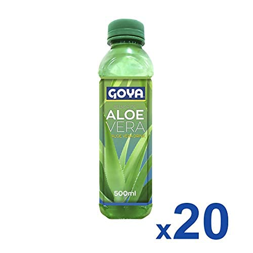 Goya Bebida De Aloe Vera 500 ml Pack de 20