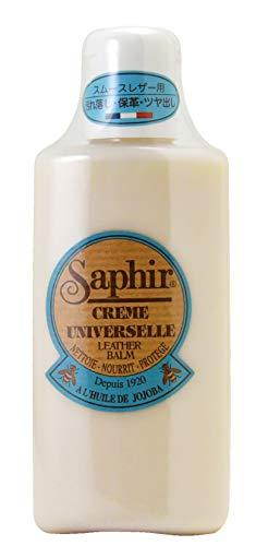 Saphir Lederpflegemittel Crème Universelle, Creme, - INCOLORE 02 - Größe: 150 ml