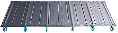 LWL House Lit de Camping Pliant extérieur lit Simple Ultra-léger lit de Couchage portatif Robuste, Taille  180x58cm