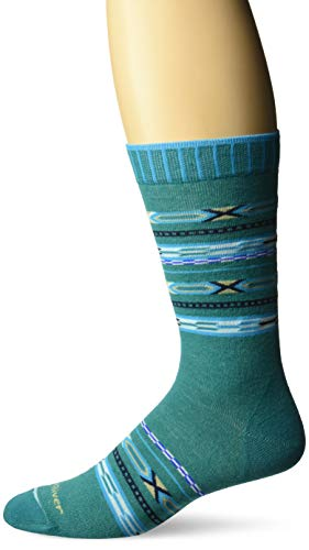 Nouveau Fox River Alturas Wick Dry Chaussettes doublures M Olive Ultralight Crew Sock 4478