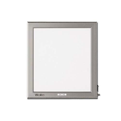 GIMA - NEGATIVOSCOPIO ULTRAPIATTO LED - 42 x 36 cm