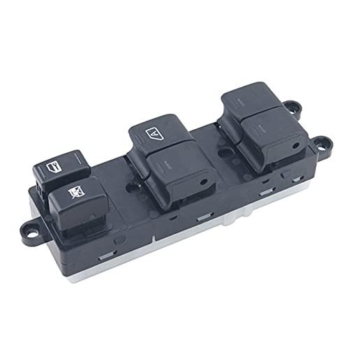 JIAOJIAO FIT para Nissan TIIDA Power Master Master Control DE LA Ventana DE LA Ventana DE LA Ventana 25401ED000 25401-ED000 (Color : Black)