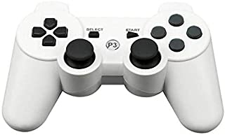 Wireless Joystick Game Controller Gamepad Joypad For PlayStation 3 PS3 White