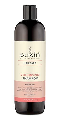 sukin Prachtauffüller Shampoo, 500ml