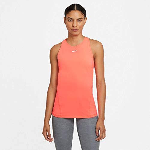 Nike Camiseta de tirantes para mujer W Np Tank All Over...