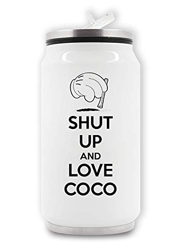 ShutUp and Love Coco Thermische drankblik