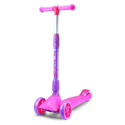 Zycomotion Cruz violet rose push Scooter Pour Enfants!