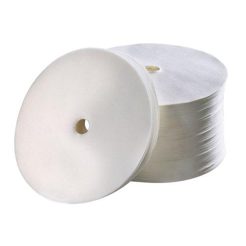 Rundfilter Papier für Bartscher Rundfilter Kaffeemaschine Regina 40, 250 Stk.