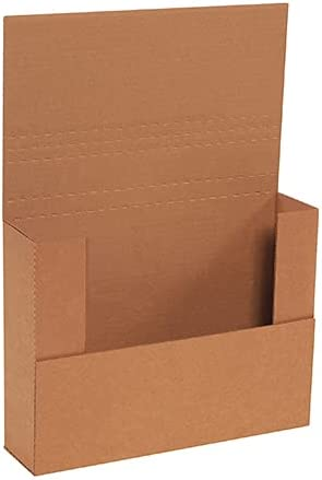 Kraft Easy-Fold Mailers 12 Special price 1 8 ECT-32B Max 53% OFF x 9 Pieces 200 3