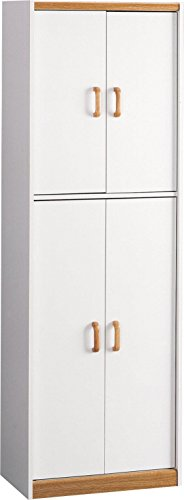Ameriwood Home Deluxe 72' Kitchen Pantry Cabinet