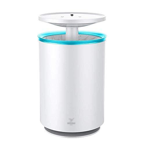 Aspirador De Insectos Para El Hogar - Repelente De Mosquitos Portátil De 360 grados Repelente De Mosquitos Silencioso Adecuado Para El Dormitorio Oficina Etc.
