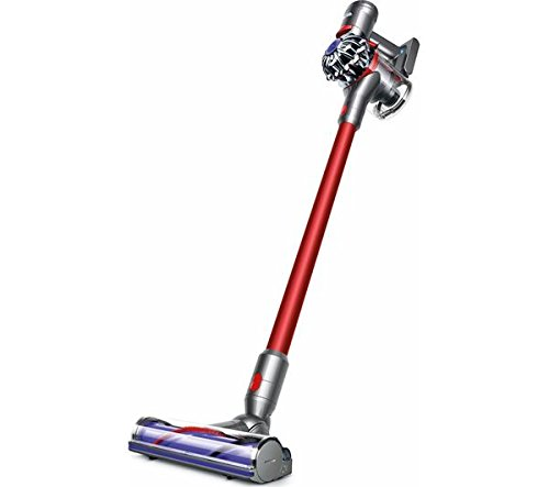 Dyson V7 Total Clean Cordless Vacuum Cleaner - Red