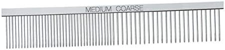 Professional Cheap All items free shipping Dog Grooming Greyhound Combs Comb - Chrome for Dogs