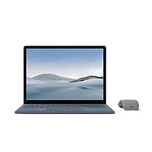 """【Microsoft ストア限定】2点セット: Surface Laptop 4 13.5インチ(Core-i5 / 8GB / 512GB / アイスブルー)..."""""""