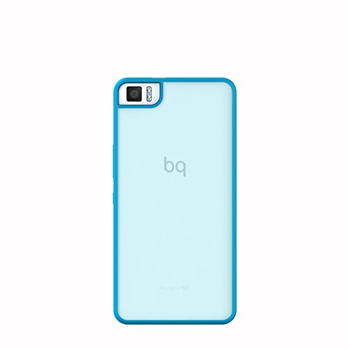 BQ Gummy - Funda para Aquaris M5, color azul