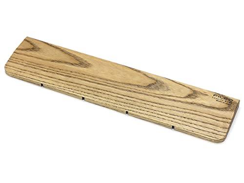 FILCOGenuineウッドリストレストMサイズ〔幅360mm〕北海道産天然木使用オスモカラー仕上げ日本製ブラウンFGWR/M